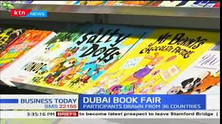 Over 1600 people from 36 countries converge in the UAE for a book fair