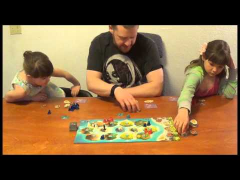 Gaming on a Budget: Catan Junior Review