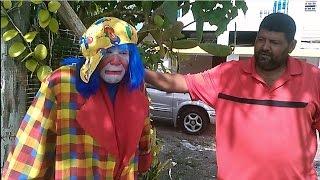 Payaso Pikorete Vacilando en Casa de Brincos con Jaime de Magic Adventures 787-637-0961