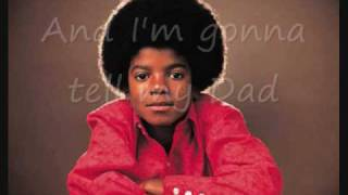 The Jackson 5 I saw Mommy kissing Santa Claus (with lyrics)