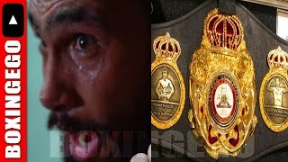 (WHOA!) Is Keith Thurman EVEN A CHAMPION ANYMORE? WBA's NEW SHOCKING BELT for Pacquiao vs Matthysse