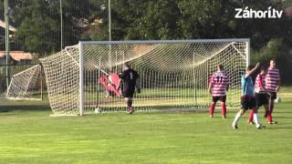 preview picture of video 'Futbal: Sekule - Koválov 1:5'