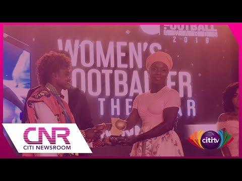 17-year-old Mukarama wins Women Footballer of the Year - Ghana Football Authority