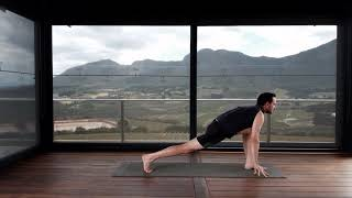 Intermediate Iyengar - Yoga without Props - with Pauline