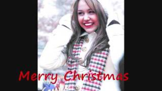 Miley Cyrus- Santa Claus is coming to Town |full version| [HQ]