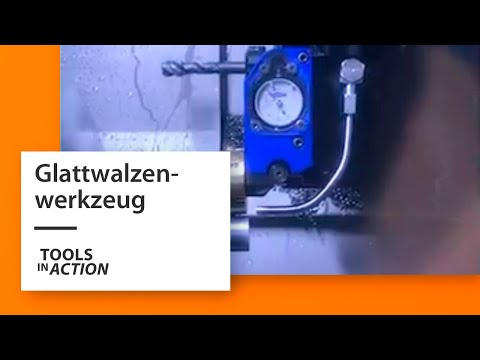 Glattwalzwerkzeug Ecoroll in 1.7131 - Hoffmann Group