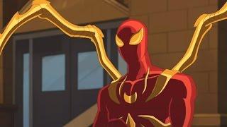 Великий Человек-паук - Новый Железный Паук - Сезон 3 Серия 6 | Marvel