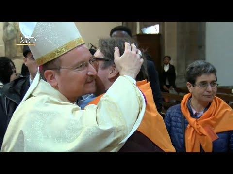 Mgr Nicolas Lhernould, nouvel évêque en Algérie