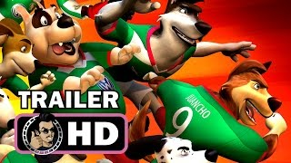 K9 WORLD CUP Official Trailer (2017) Dog Sports Animated Movie HD