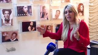 النكادي.. مغربية تكشف حقائق عملها في كواليس هوليود