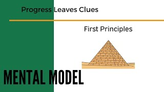 First Principles - Learn the foundation of Truth with this POWERFUL mental model