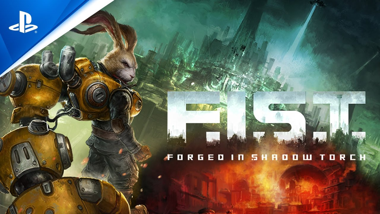 Schlüpft im Action-Jump 'n Run F.I.S.T.: Forged in Shadow Torch in die Rolle eines kampferprobten Häschens mit einer riesigen Metallfaust