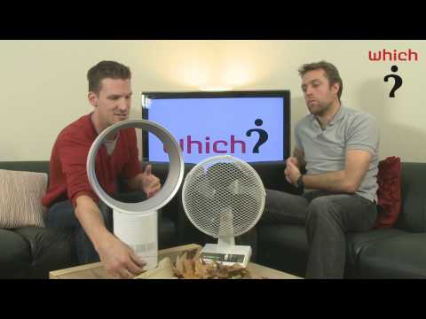 Which?: Dyson Air Multiplier fan first look review