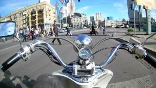 Honda Joker 50cc Киев 2017 POV Eken H9