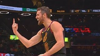 Cavs Turn Into The Warriors & Shock Raptors With Three Pointers In Blowout! Raptors vs Cavaliers