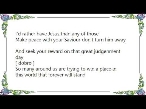 Buck Owens - Great Judgement Day Lyrics