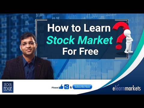 How to learn the Stock Market for free? - YouTube
