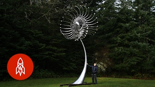 These Kinetic Sculptures Hypnotize You   Kholo.pk