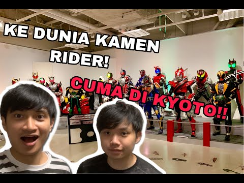 Kamen Rider + Power Ranger / Super Sentai (Toei Kyoto Studio Park Part. 1)