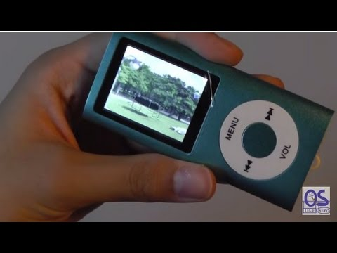 REVIEW: Tomameri Slim Portable MP4 Player (16GB)