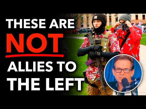 Jimmy Dore Seems Confused About Who the Left's ACTUAL Allies Are