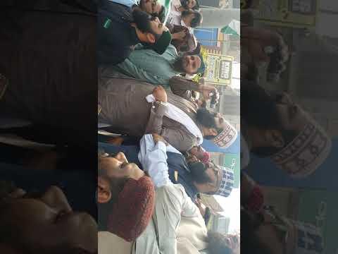 MEHFIL E MILAAD HAFIZABAD by syed zaheer Ahmad shah hashmi