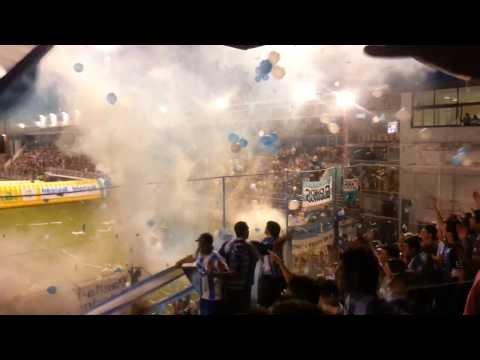 """""""Recibimiento de Atletico Rafaela 2 vs. San Lorenzo 2"""" Barra: La Barra de los Trapos • Club: Atlético de Rafaela"""