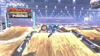VideoImage1 MX vs. ATV Supercross Encore