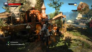 The Witcher 3 sign intensity Glitch / patch 1.10 (patch 1.11 work)