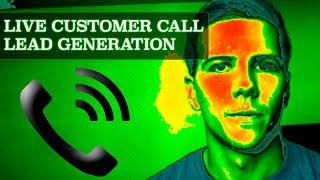 Selling PPC Lead Generation Services - Live Sales Call $$$