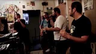 Video INSIDE & RIDDIMSHOT : zaznam zkusebna 06/2013
