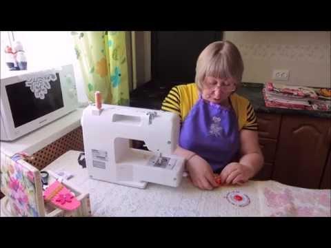 Как сшить кухонное полотенце Мастер класс!