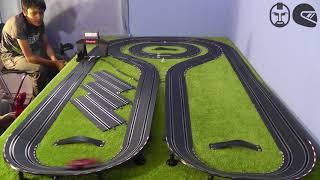 Carrera Go!!! Cuxhaven Speedway Rennen: DTM - Audi A5 - Mercedes C-Coupe