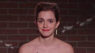 Jennifer Lawrence, Emma Watson & Gal Gadot Read MEAN Tweets On Kimmel   Kholo.pk