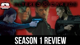ALTERED CARBON Season 1 Review - First Half Spoiler Free