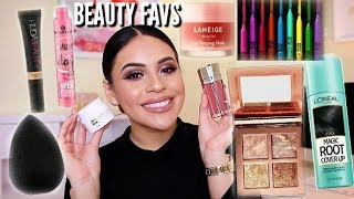 NOVEMBER FAVORITES: CURRENT MUST HAVE BEAUTY PRODUCTS! DRUGSTORE + HIGH END | JuicyJas