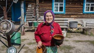 Самоселы Чернобыля: Самая гостеприимная жительница Купуватого