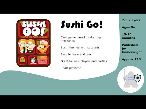 Sushi Go - Review