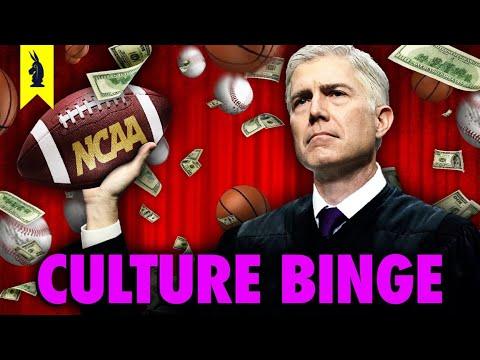 NCAA: Money is an Issue - Culture Binge Episode #55