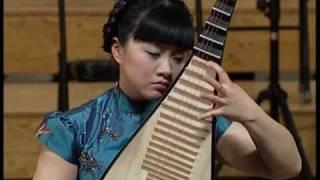 琵琶:塞上曲 Traditional Pipa music:  On the Frontier