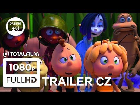 Včelka Mája: Medové hry (2018) CZ dabing HD trailer