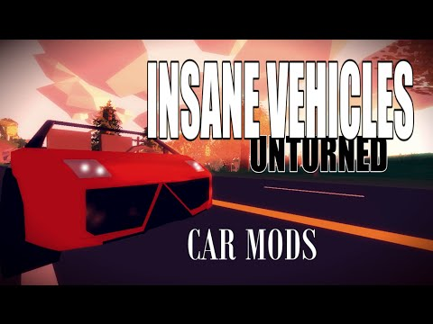 Unturned Race Car Id