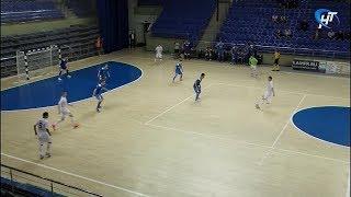 В субботу мини-футбольный клуб «Деловой Партнёр» сыграет с липецким «ЛКС»