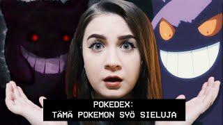 Synkät Pokemon faktat   POKEDEX INFO