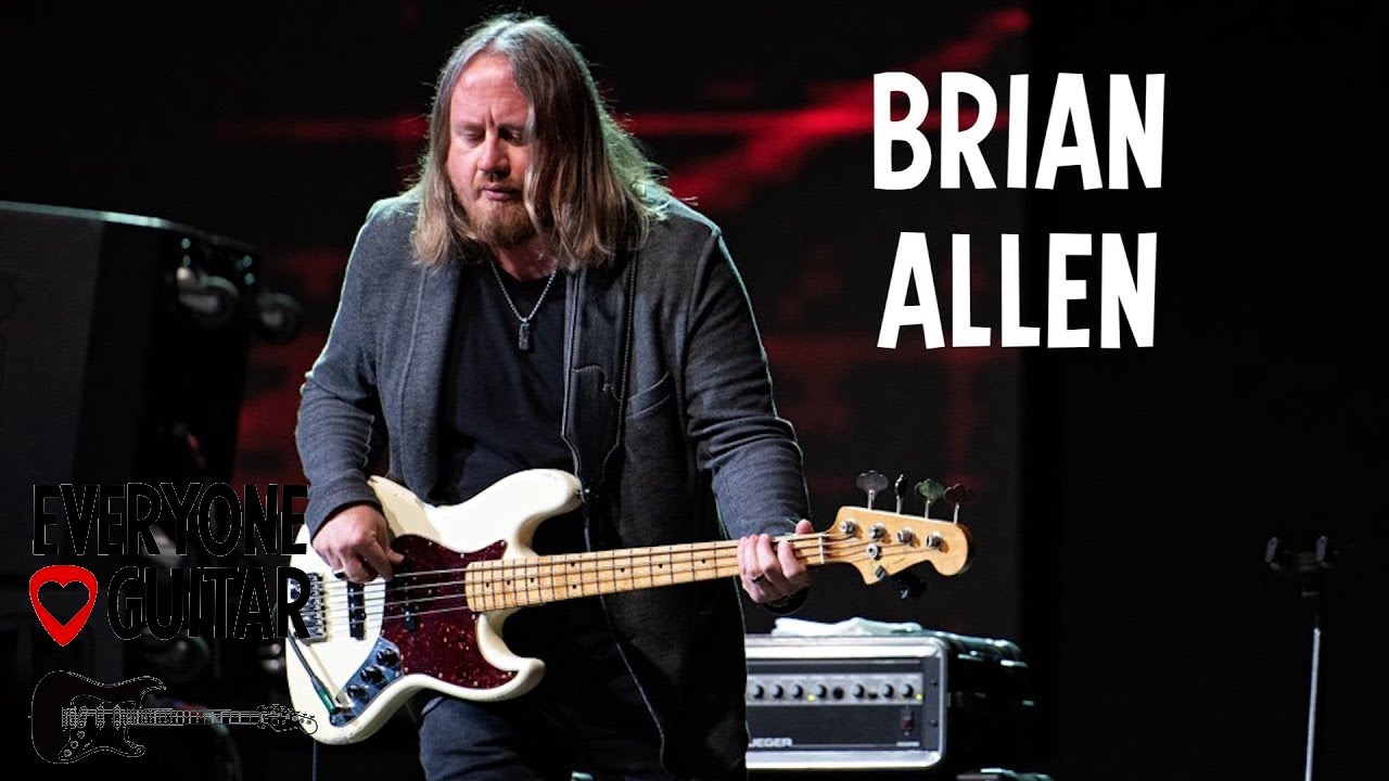 Brian Allen (Bass) Interview