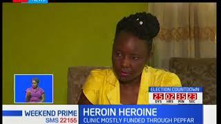 HEROINE HEROINE! Woman overcomes heroine addiction