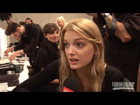 Lily Donaldson | Videofashion Models