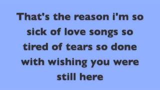 So sick - Ne-yo (Lyrics)