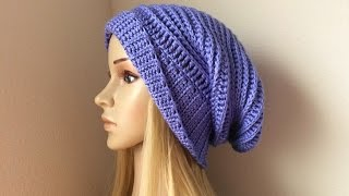 How To Crochet A Hat, Lilu