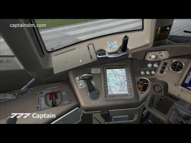 simMarket: CAPTAIN SIM - 777 CAPTAIN BASEPACK (777-200) P3D